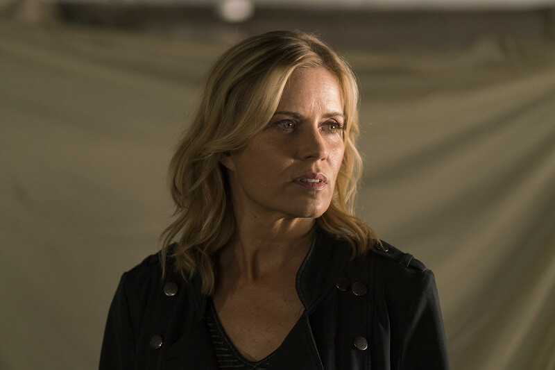 Madison looking concerned in Fear the Walking Dead