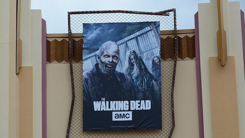 The Walking Dead returns to Halloween Horror Nights.