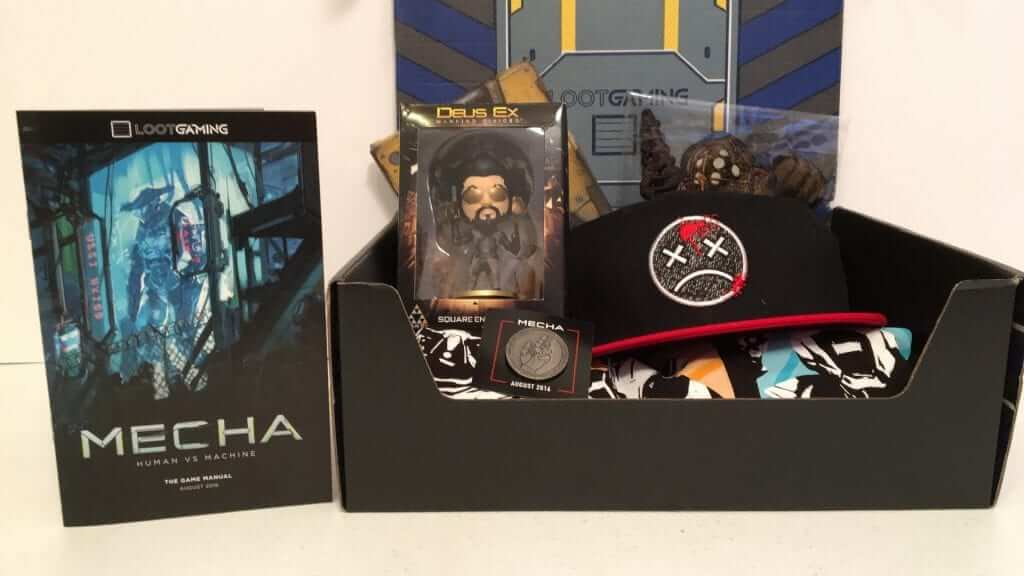Loot Gaming Goes Mecha with Bioshock, Deus Ex and More