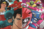 Justice League/Power Rangers Crossover Confirmed