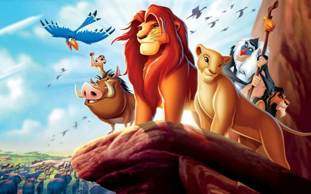 Lion King Remake Heading Forward Fast, Directed by Jon Favreau