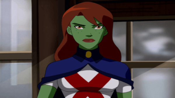 All Miss Martian, all awesome.