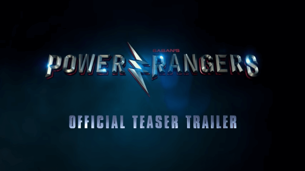 Go Go Power Rangers! New Posters And Trailer Released