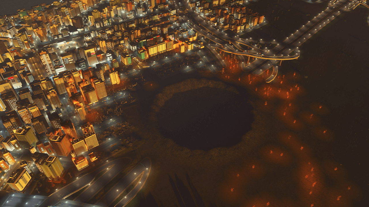 Natural Disasters Hit Cities: Skylines in New Trailer