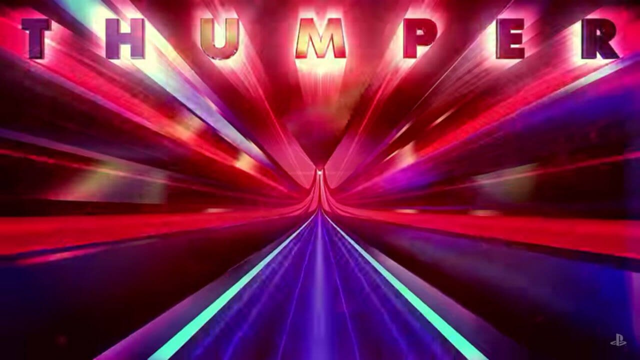 Rhythmic Violence Game Thumper Glides Its Way To Release Three Days Early