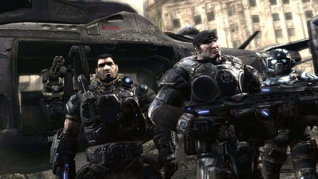 Gears Of War Movie Announced By Universal