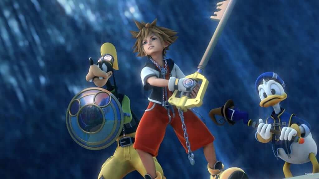 Kingdom Hearts HD 1.5 And 2.5 Out On PS4 Next Year