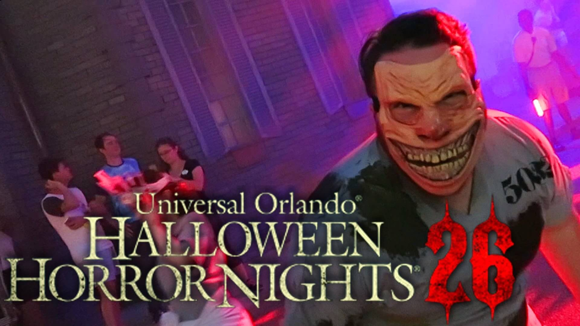 Halloween Horror Nights Impressions: Part 2