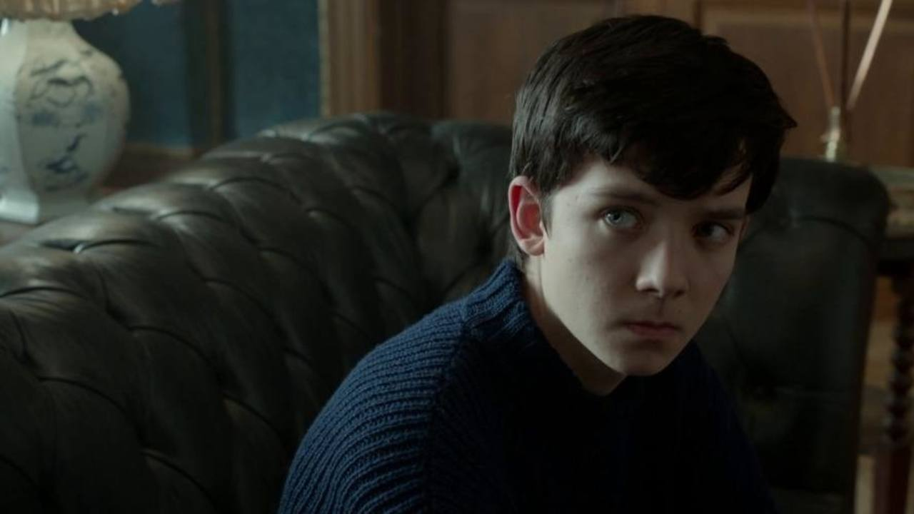 Asa Butterfield stars in the film as protagonist Jake.