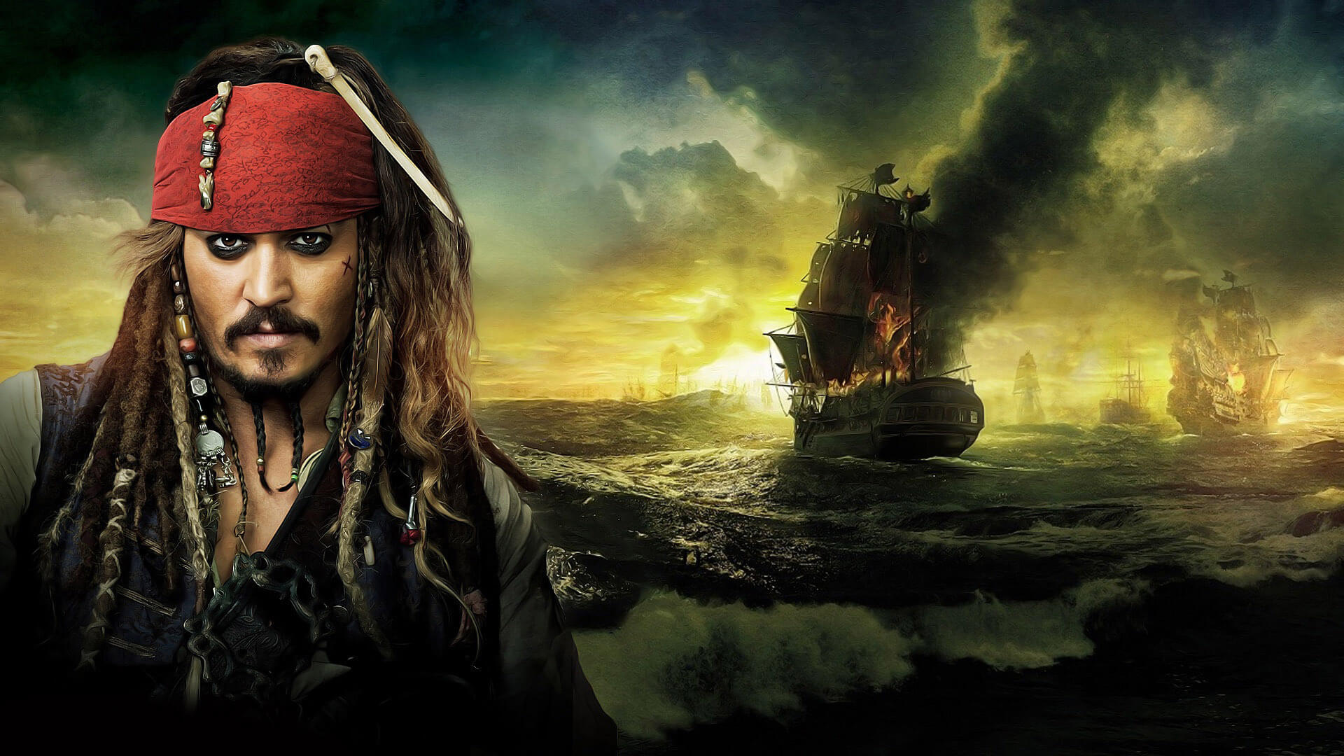 Pirates of the Caribbean: Dead Men Tell No Tales Trailer Revealed
