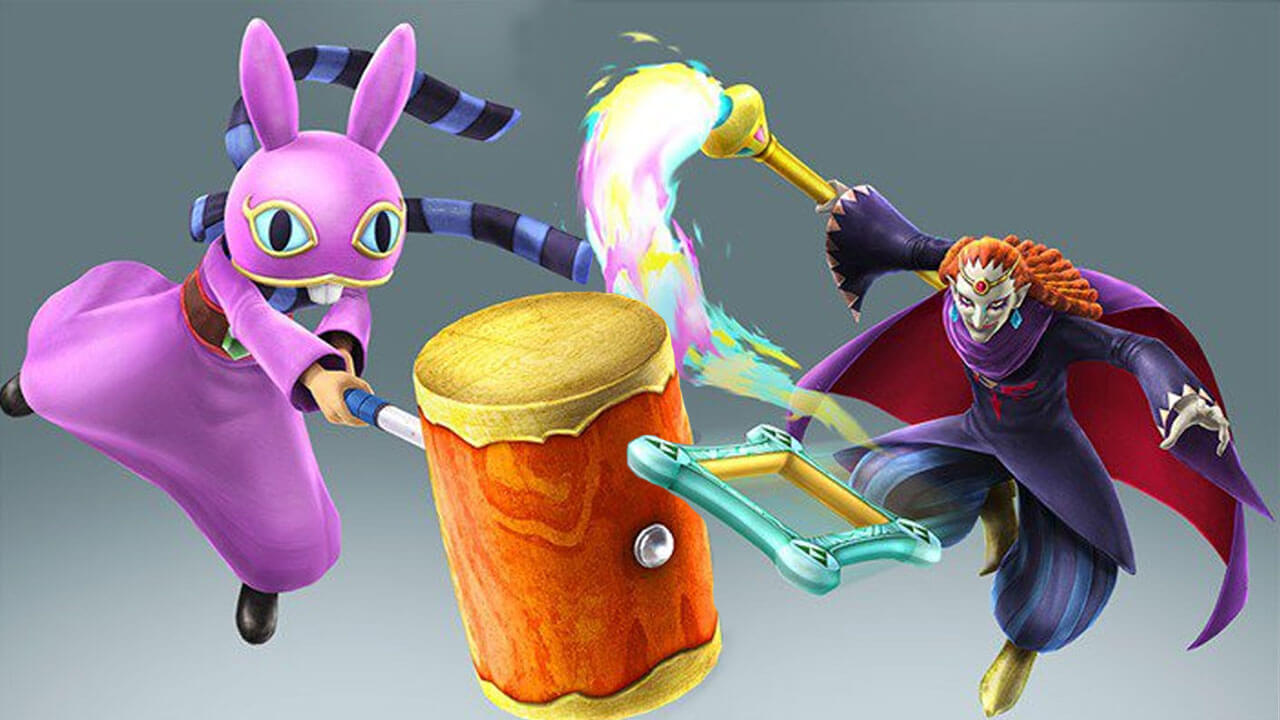 Ravio and Yuga Cross Over to Hyrule Warriors Legends