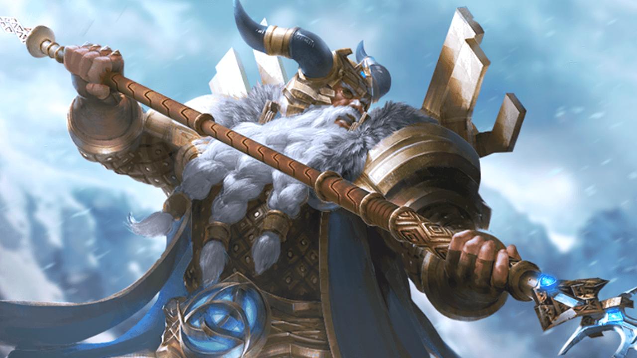 Smite Update 8.9 Patch Notes