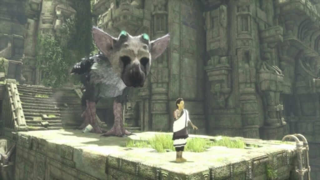 The Last Guardian Finally Goes Gold