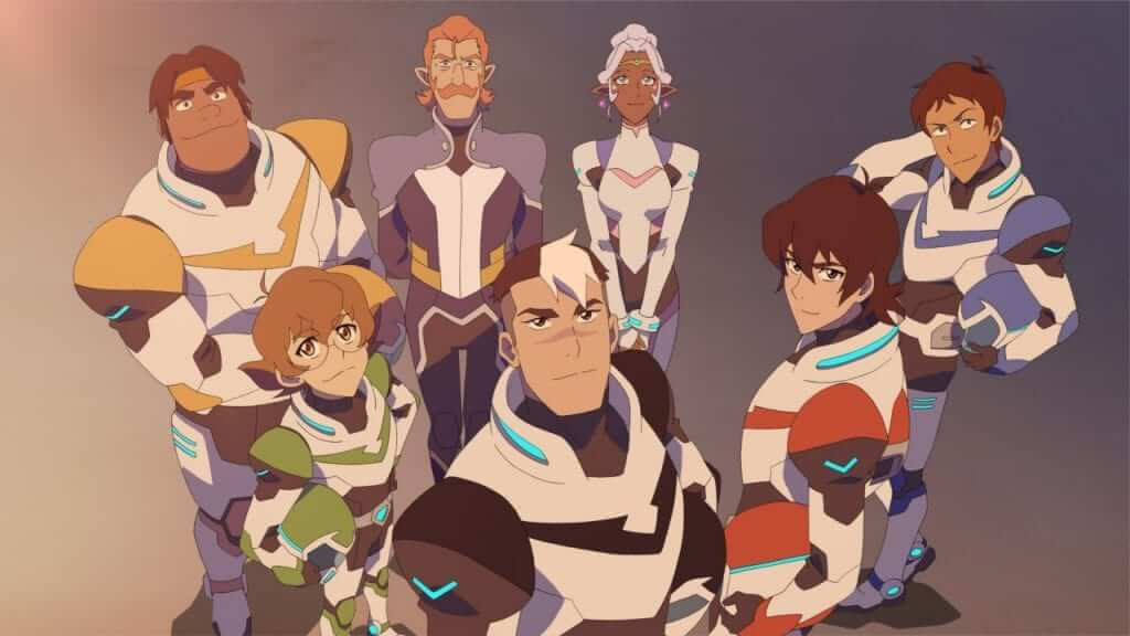 Voltron Returns To Defend Your Television Set