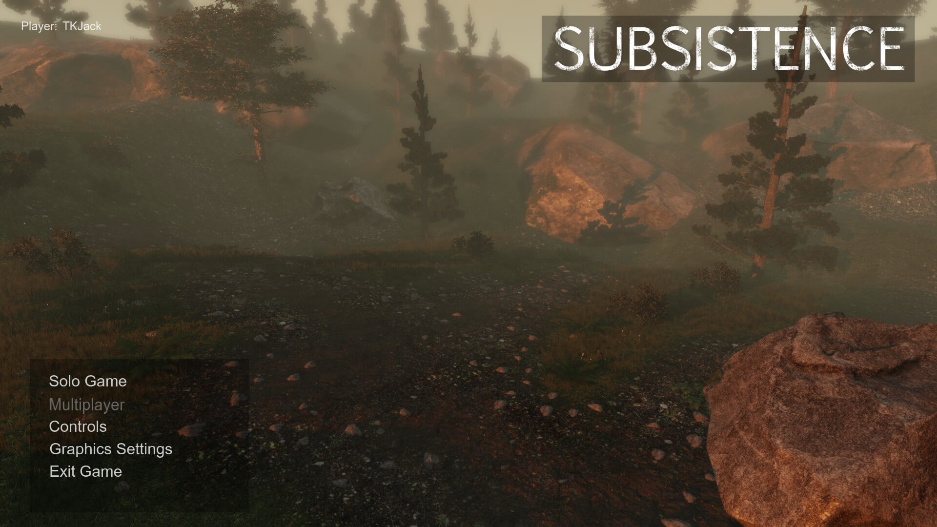 Subsistence Early Access First Impressions