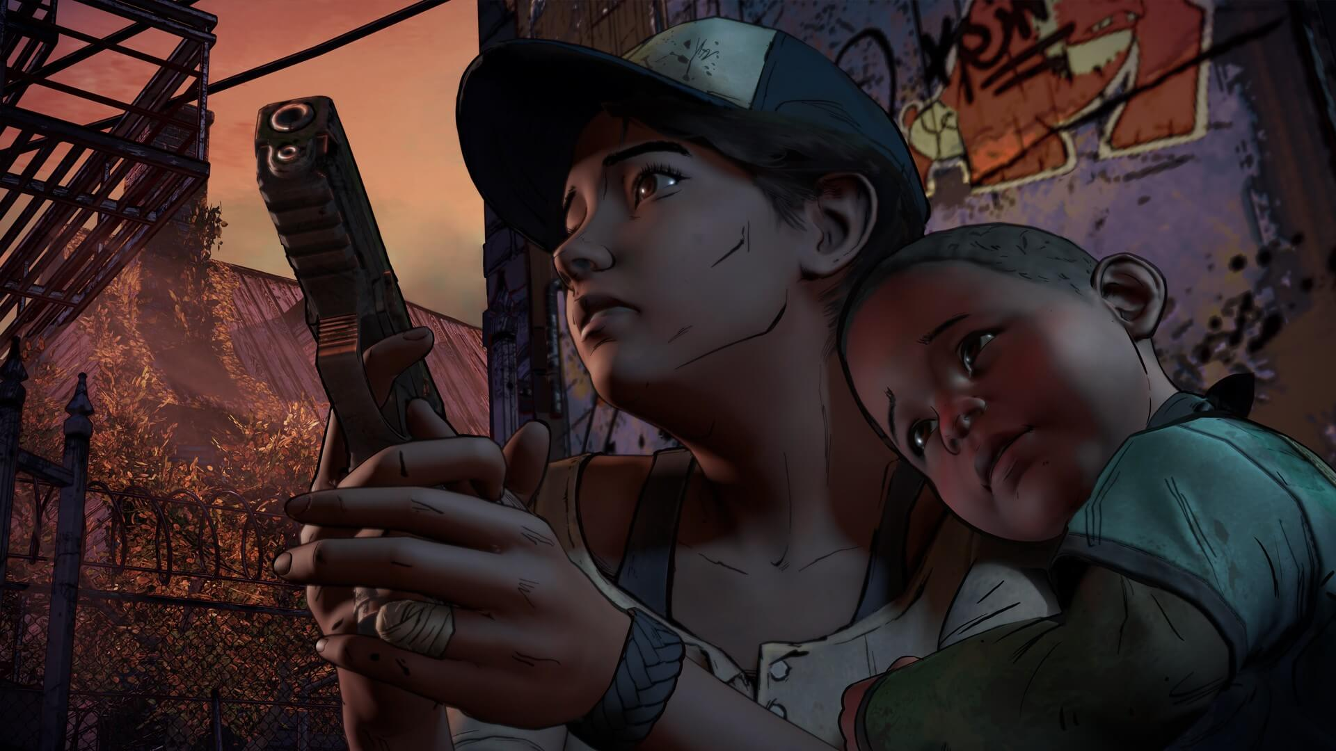 The Walking Dead: A New Frontier Release Date Announced