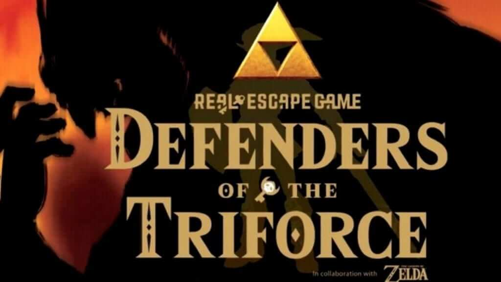 The Legend of Zelda-Themed Escape Game Announced