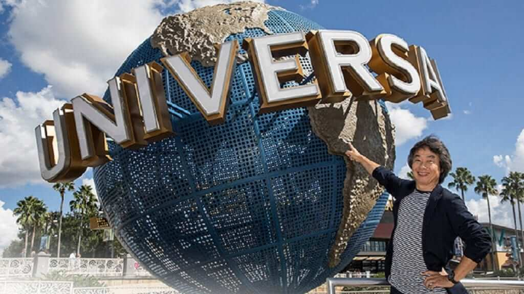 Universal Theme Parks Team Up With Nintendo