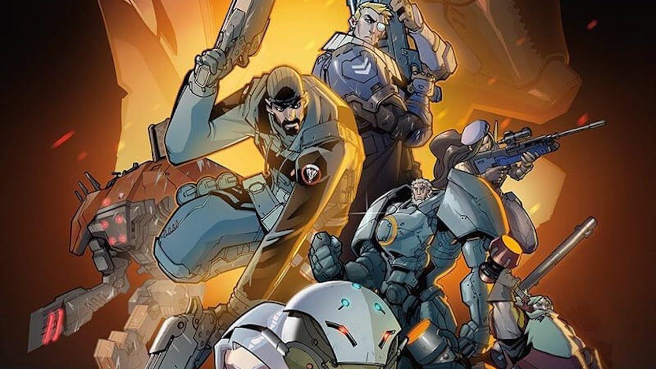 Why Was the Overwatch Graphic Novel Cancelled?