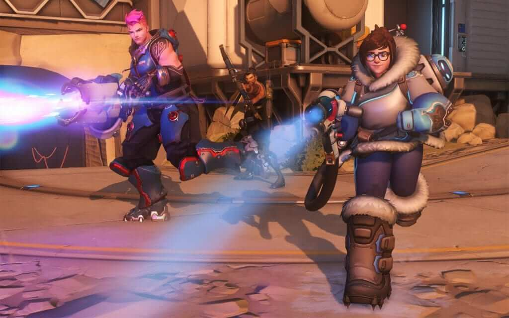Play Overwatch for Free Nov. 18-21