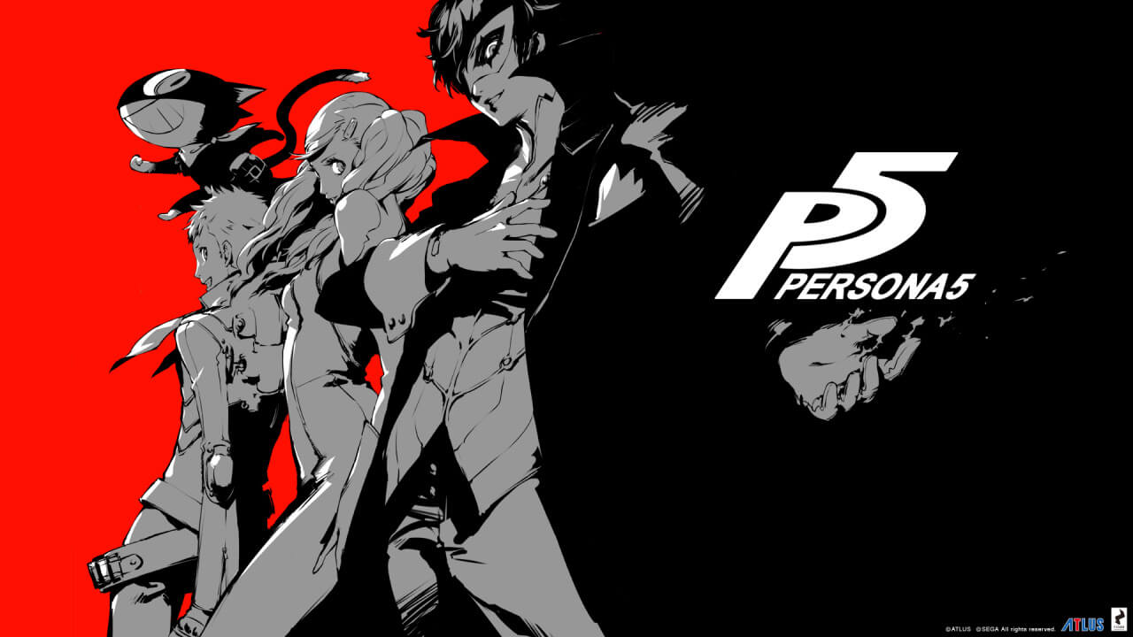 Atlus' Persona 5 Delayed till April