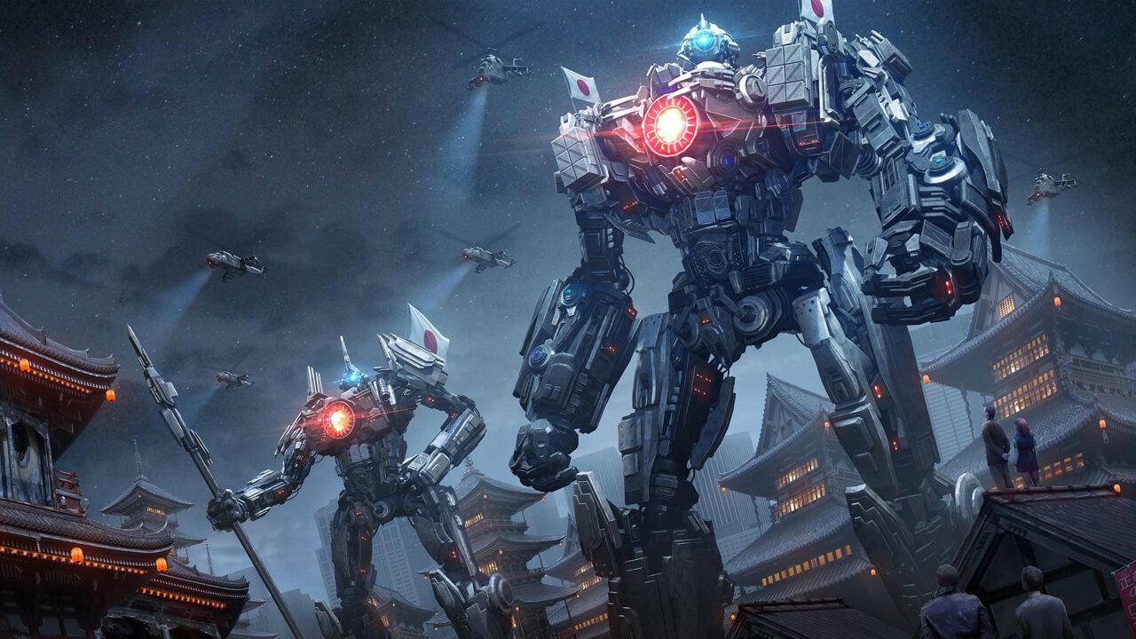 More Pacific Rim: Maelstrom Cast Unveiled