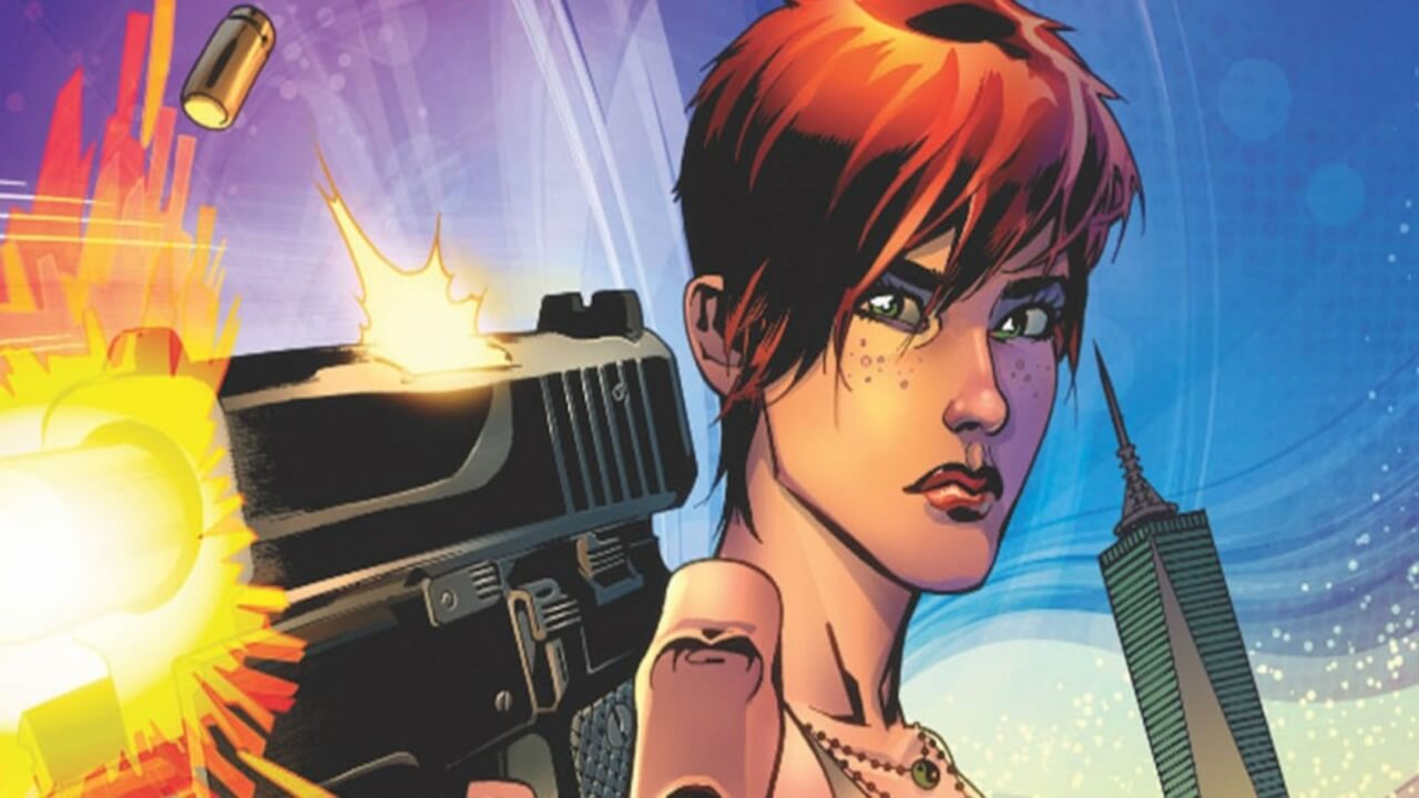 Jessica Chastain To Star In Painkiller Jane Adapation