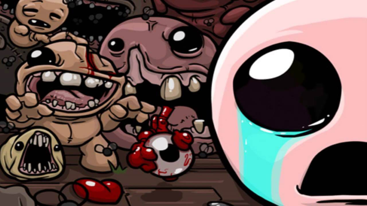 Binding of Isaac Might Be Coming to Nintendo's Switch