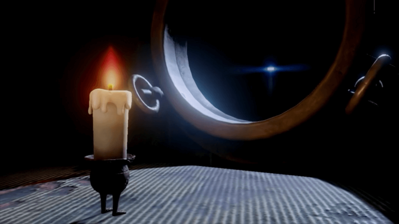 Illuminate Mysterious Dungeons In the New Candle Man Trailer