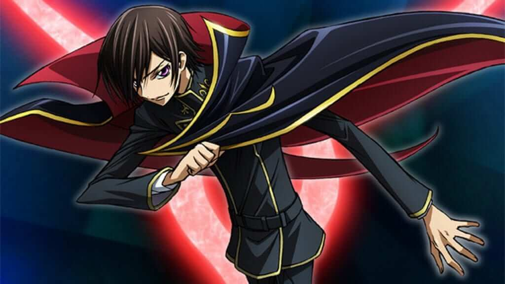 Code Geass Resurrected For New Project