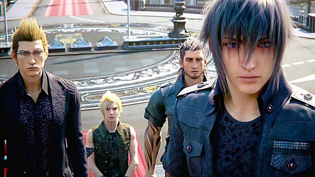 Oops! Final Fantasy XV Jumped the Gun!