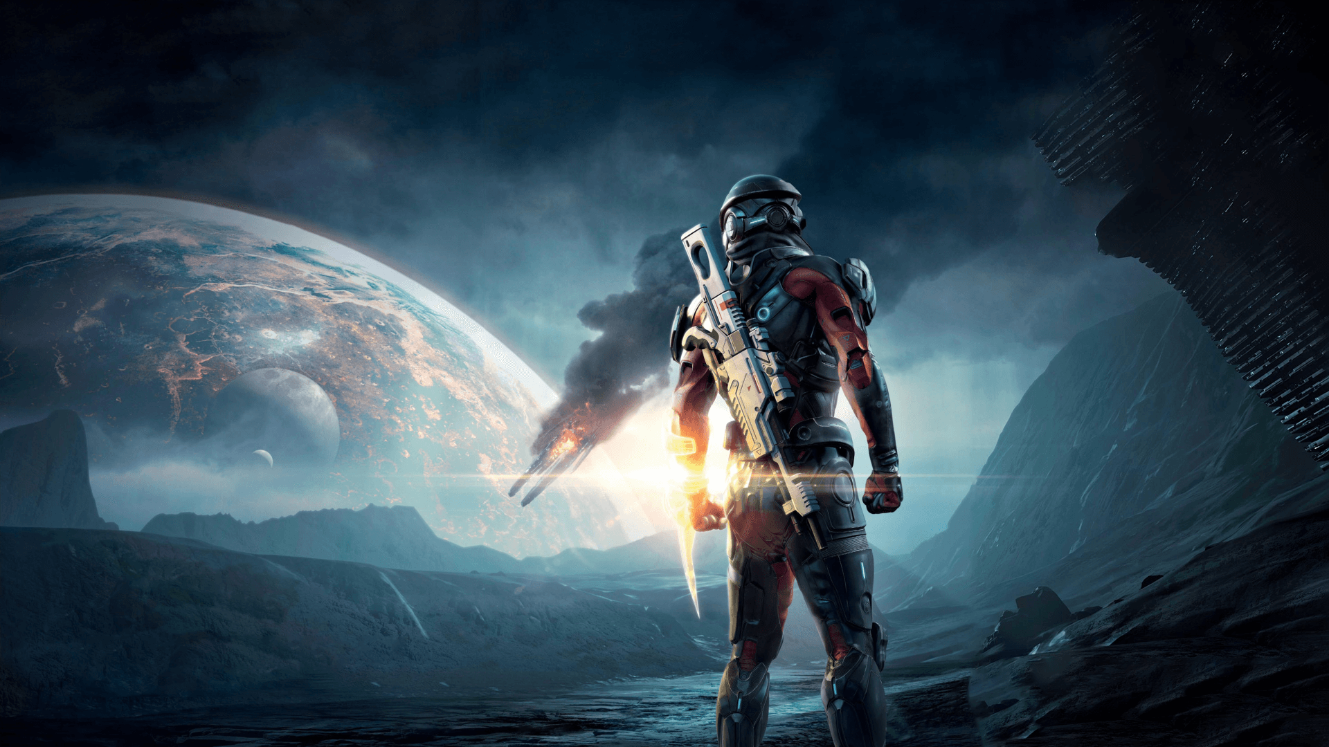 Not All Species Returning in Mass Effect Andromeda