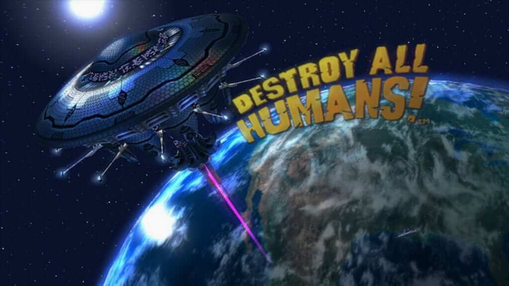Destroy All Humans! PS4 Review