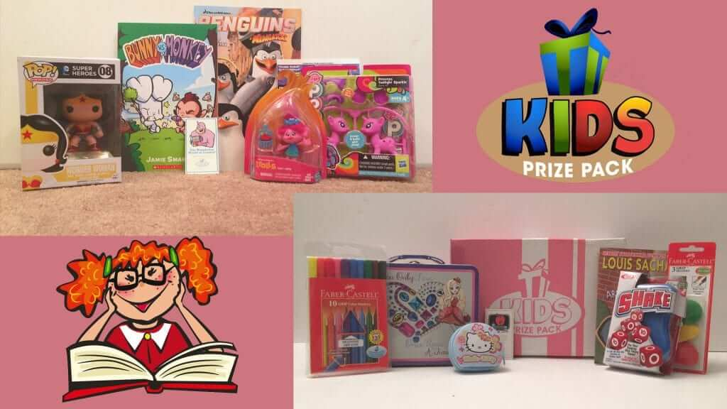 Kids Prize Pack:  Not Just for Boys! - Review