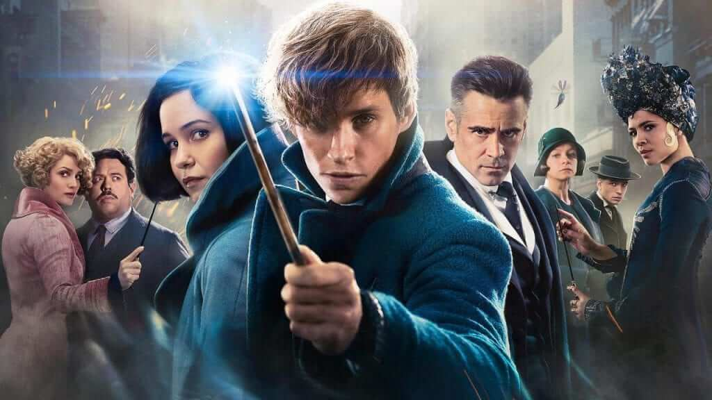 Fantastic Beasts Brings in $218 Million Opening Weekend