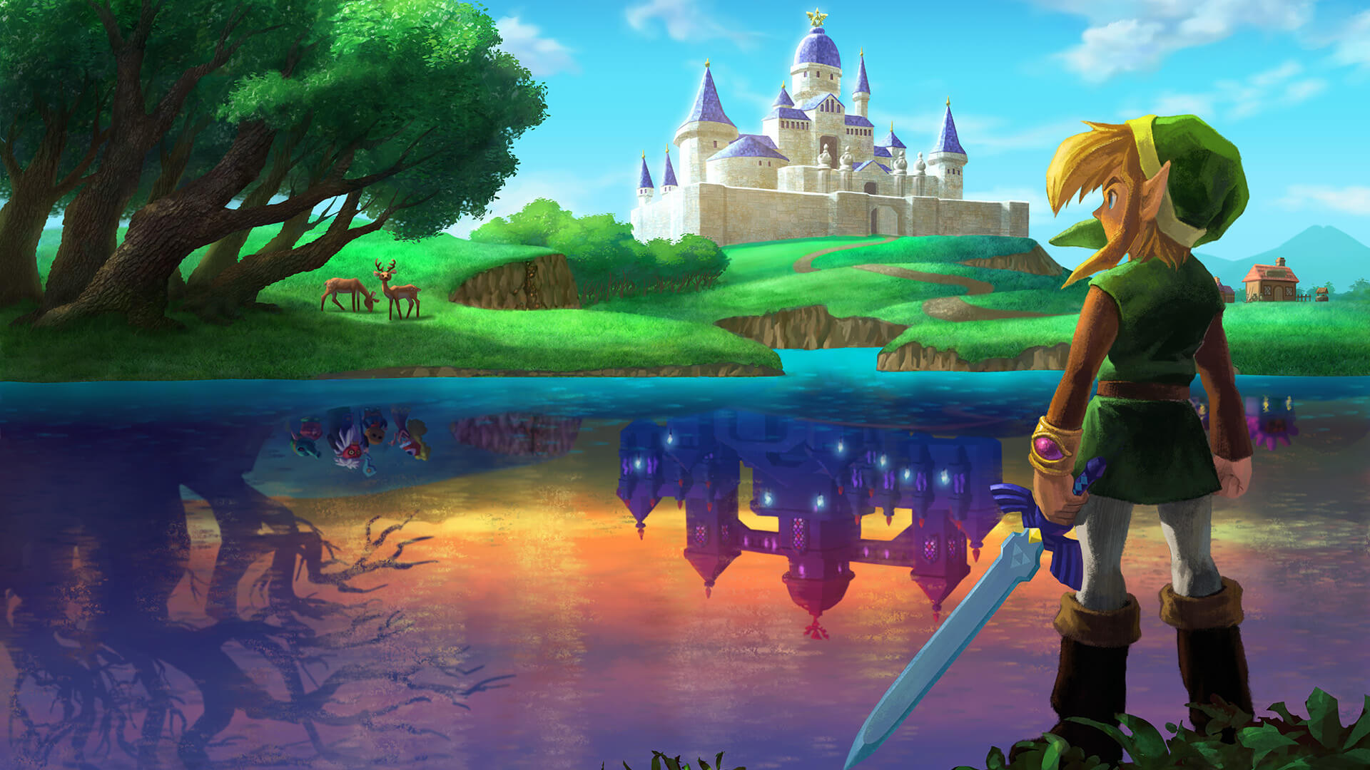 Speedrun Fast: A Link Between Worlds Tutorial