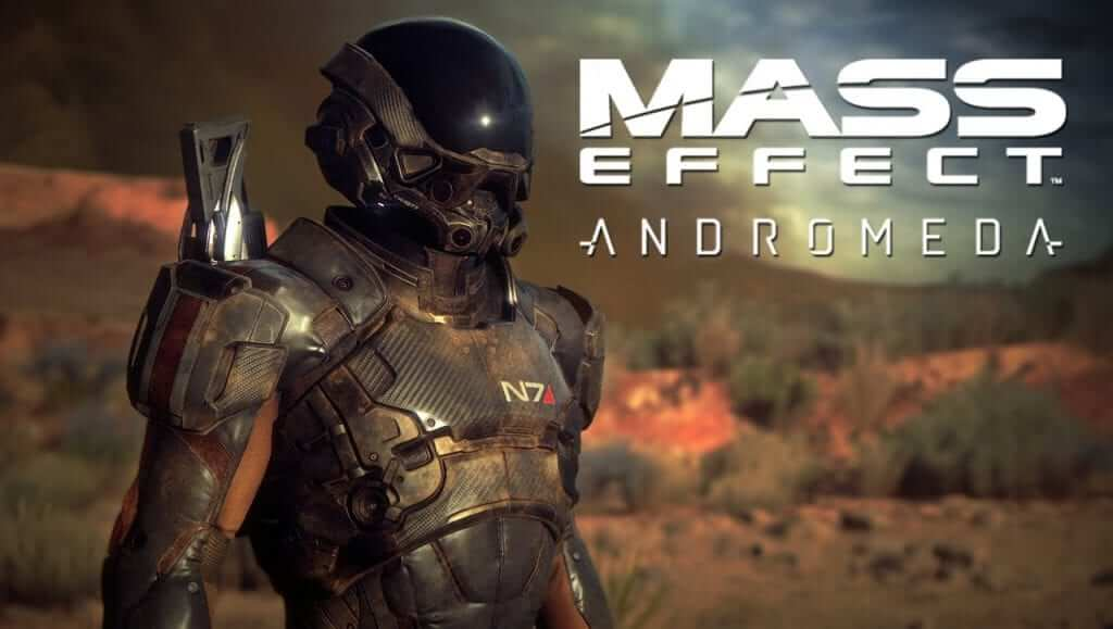 Mass Effect Andromeda First Trailer