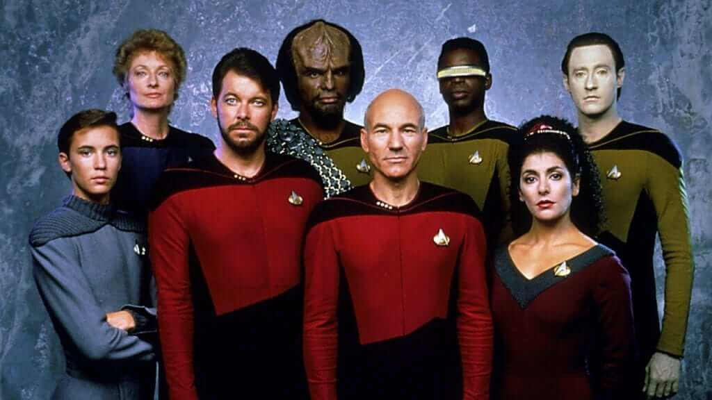 Star Trek Next Generation/Alien Crossover