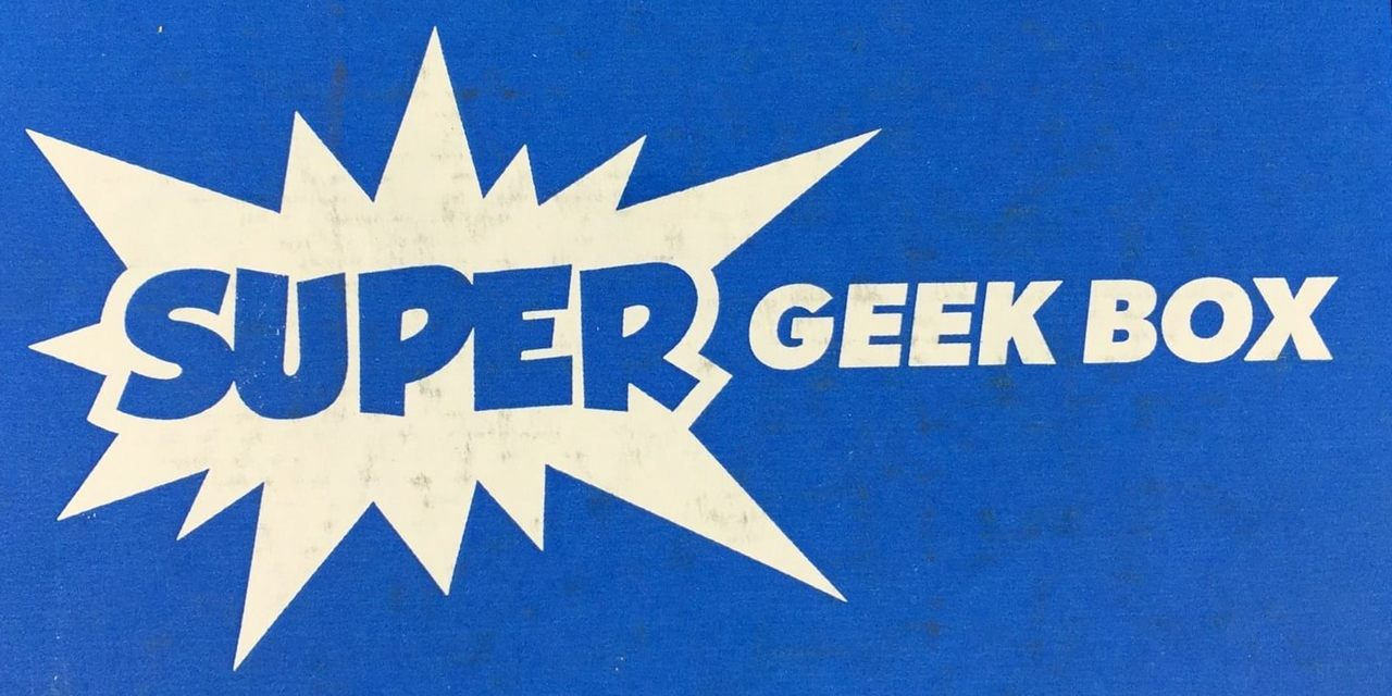 Super Geek Box: Rumble Review