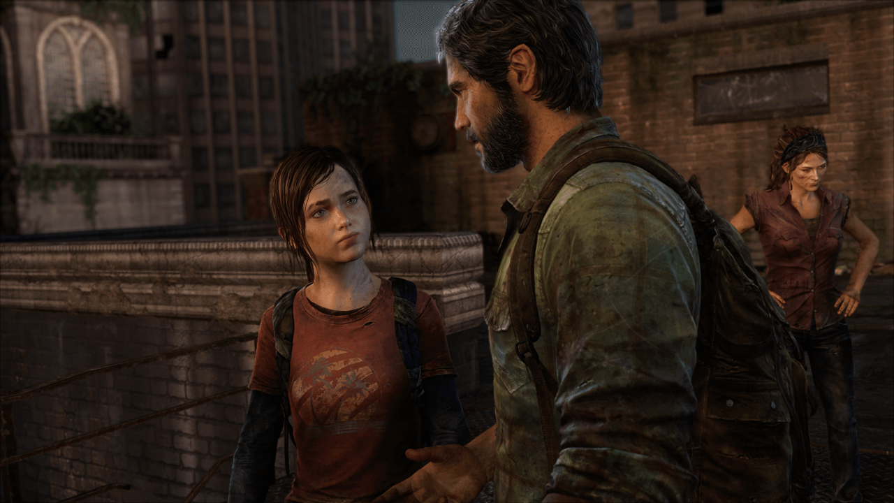 The Last of Us: Remastered Updated for PS4 Pro