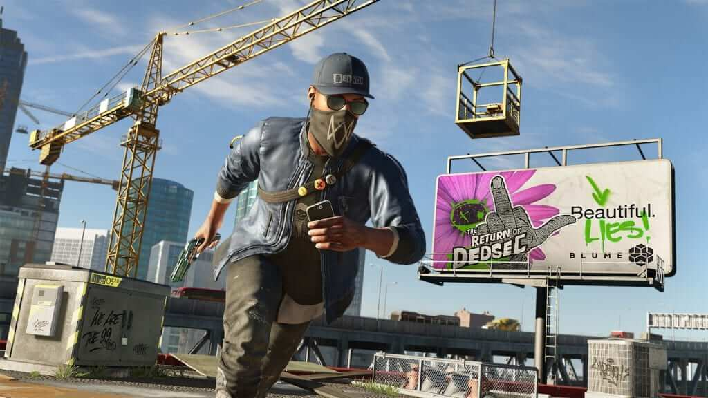 The World of San Francisco in Watch Dogs 2