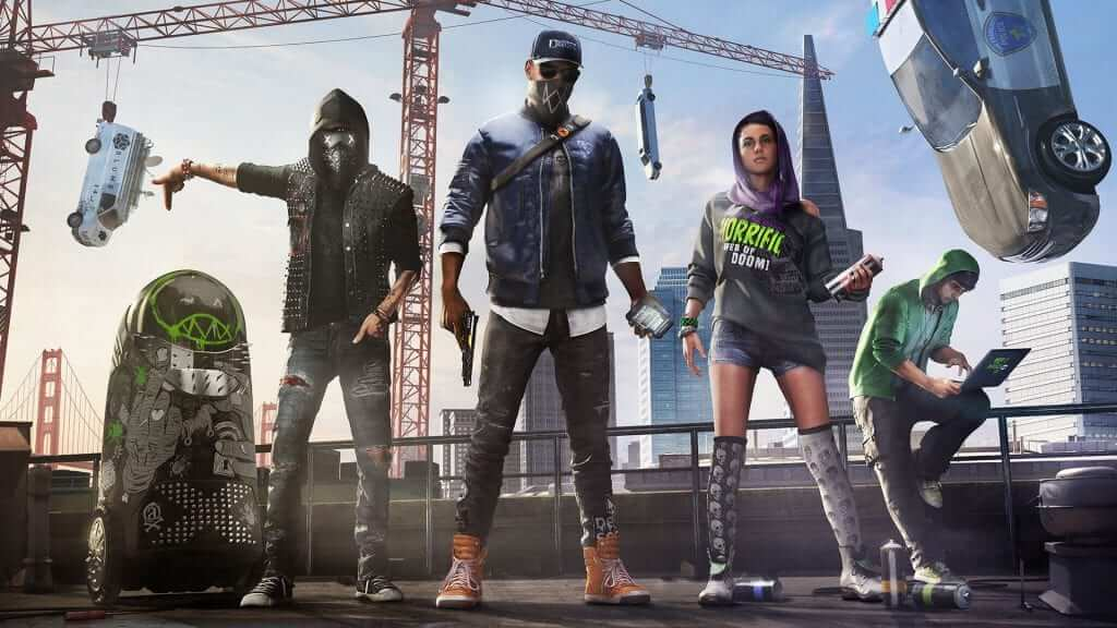 Watch Dogs 2's Seamless Online Multiplayer is Still Broken