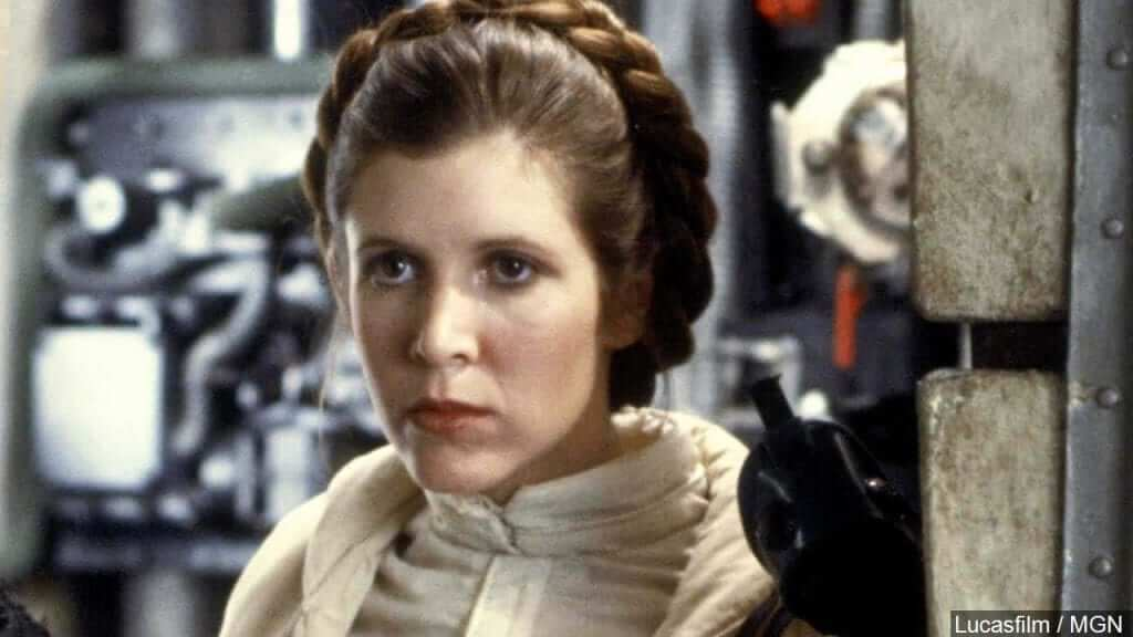 Star Wars Royalty, Carrie Fisher, Dies at 60