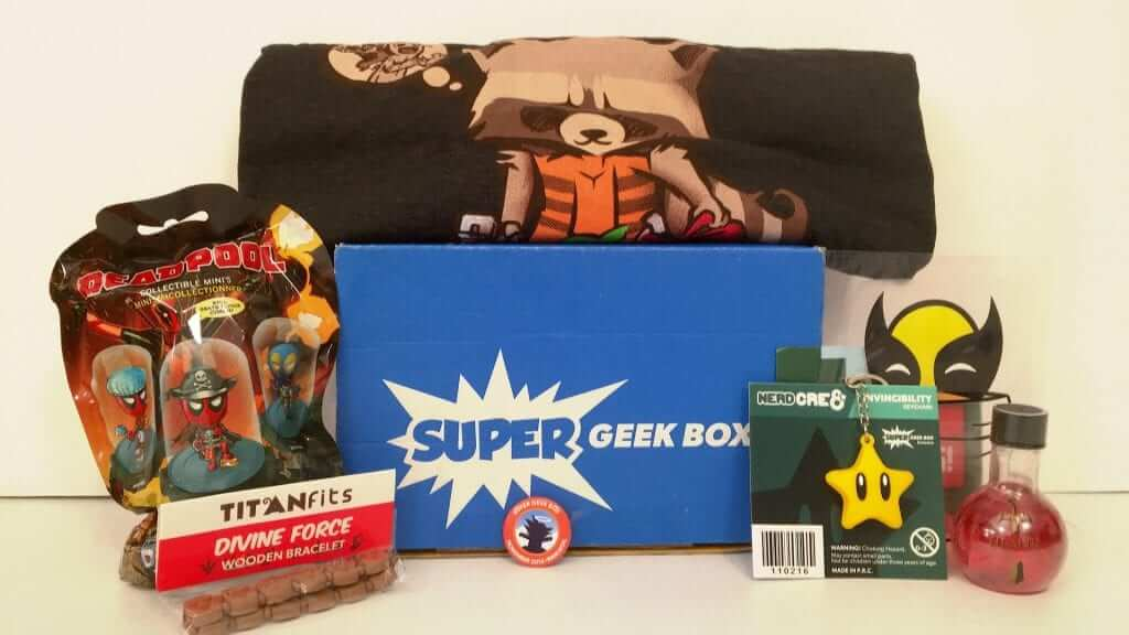 Super Geek Box: Guardians of the Galaxy, South Park & More - Review