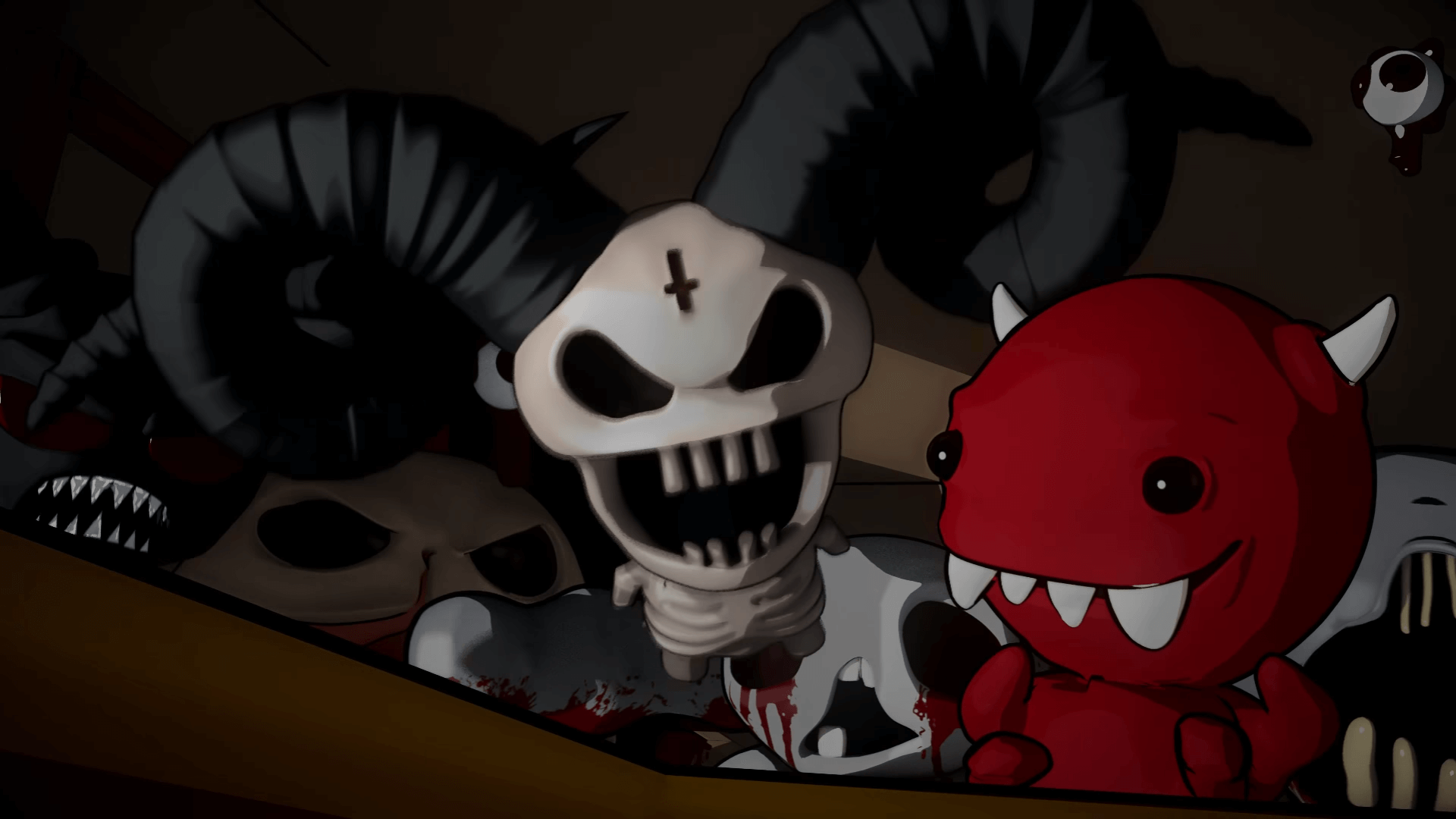 Binding of Isaac: Afterbirth+ Trailer, Release Date Announced
