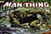 R.L Stine To Write Man-Thing for Marvel
