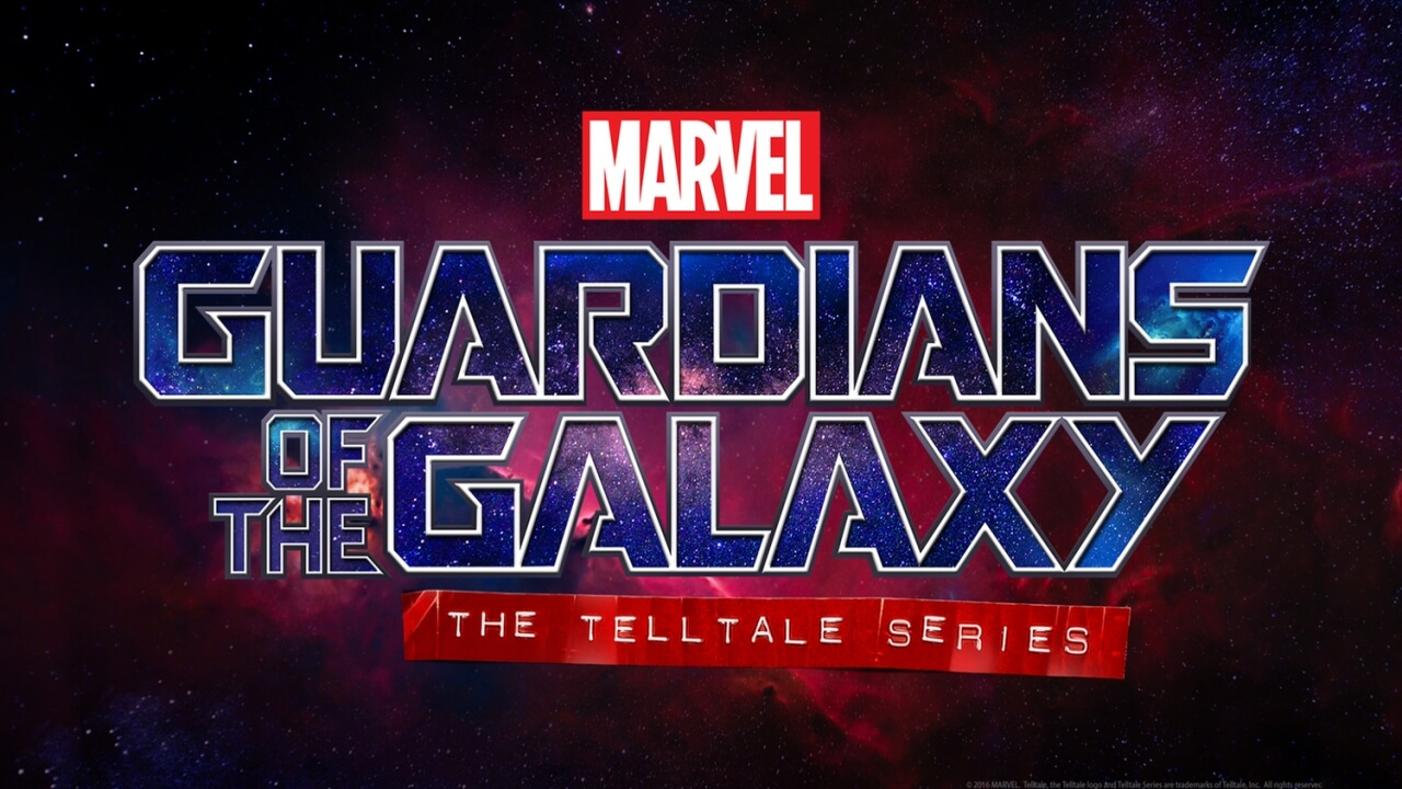 Telltale's Guardians of the Galaxy Game Is Official