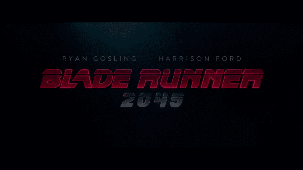 Director confirms Blade Runner 2049 R-rating