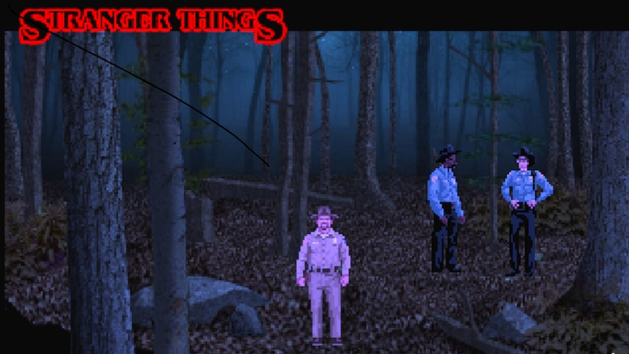You Can Play A Stranger Things Video Game