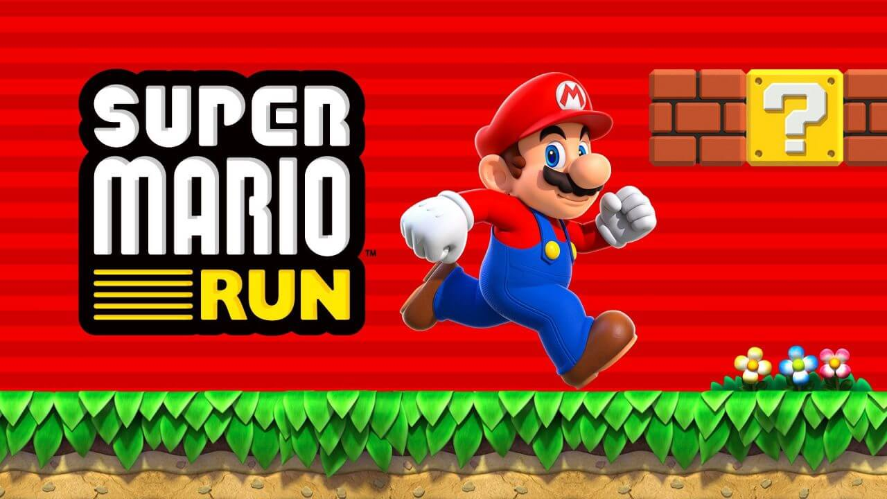 Super Mario Run Breaks Records